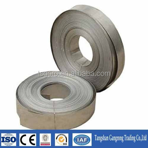 Cold Rolled Technique construction Application SGCC hot dipped galvanized steel strip high quality GI