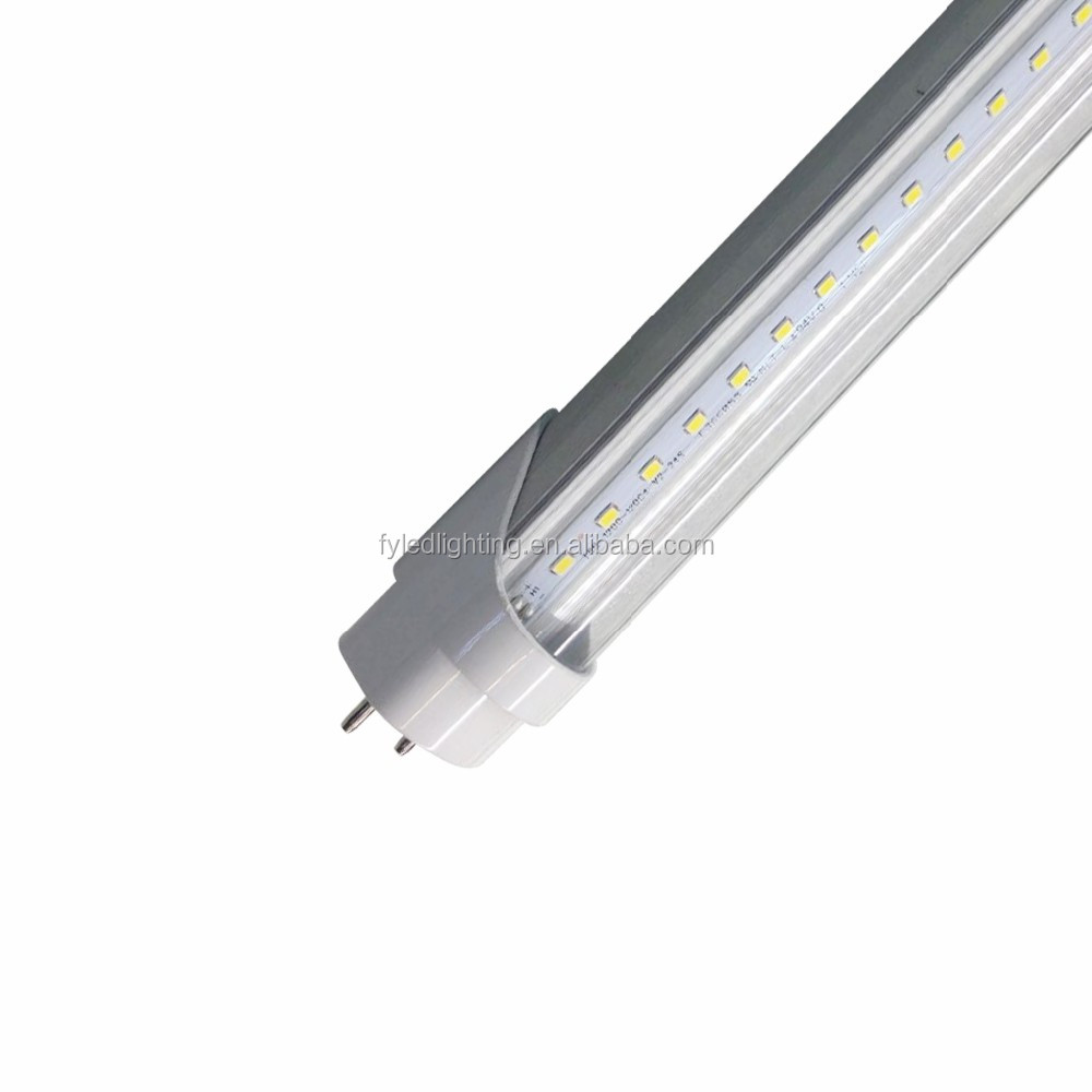 UL cUL listed 4 feet 18w t8 smd led tube, led driver 18w, led 8ft tube shop light