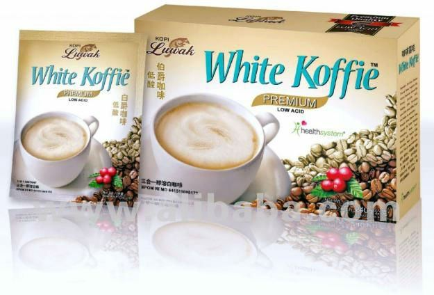 Luwak White Coffee Product On Alibaba