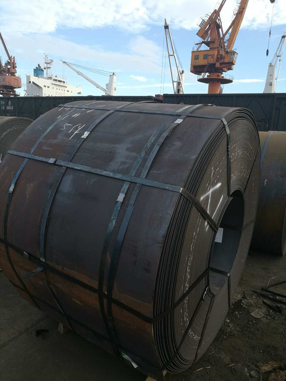 Top Sale SAE2150 hot rolled carbon steel coil
