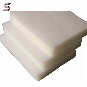 Paint Booth Fiberglass Filter Media Nonwoven Paint Filter