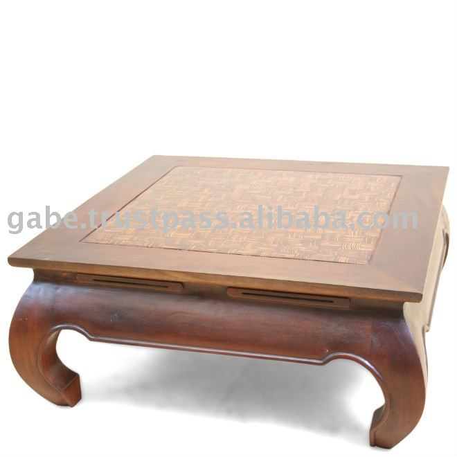 Beautiful Opium Table Rect. Coconut Top   Buy Coffee Table Product On Alibaba.com