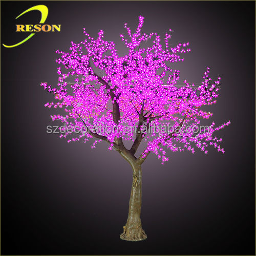 RS-TL022 H:3.5m Cherry Tree Light For Indian Wedding Decorations