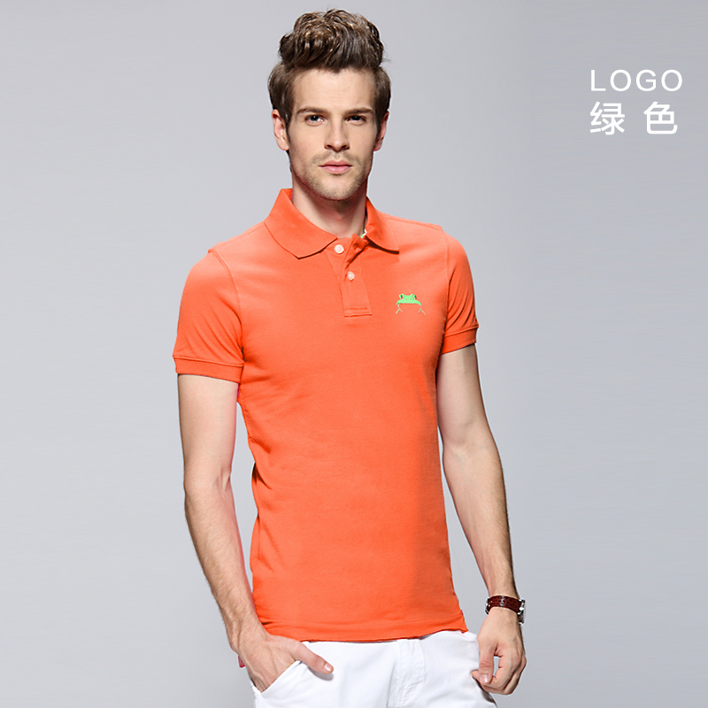 2018 New Fashion Cotton High Quality Family matching Mens Polo shirt