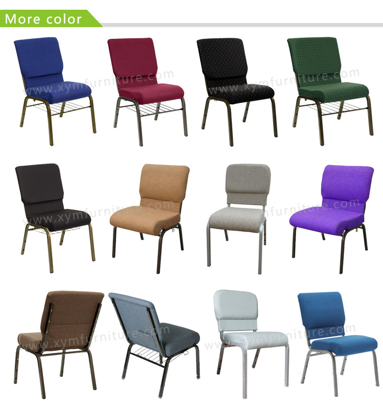 Metal Stacking Church Chairs Connecting Chairs For Church - Buy ...