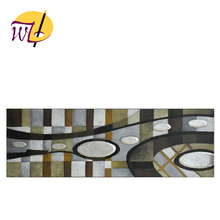 3D wall oil painting vision arts modern fashion paintings 3d abstract oil painting on canvas