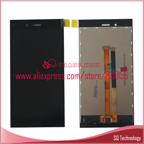 Original LCD for Blackberry Z3 LCD Display and Touch Screen Black