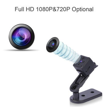 Mini Dv Camera M One 1080p Full Hd Car Dvr Recorder Motion Detection