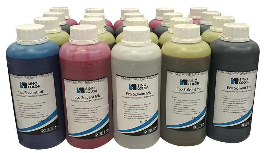 ECO uv ink