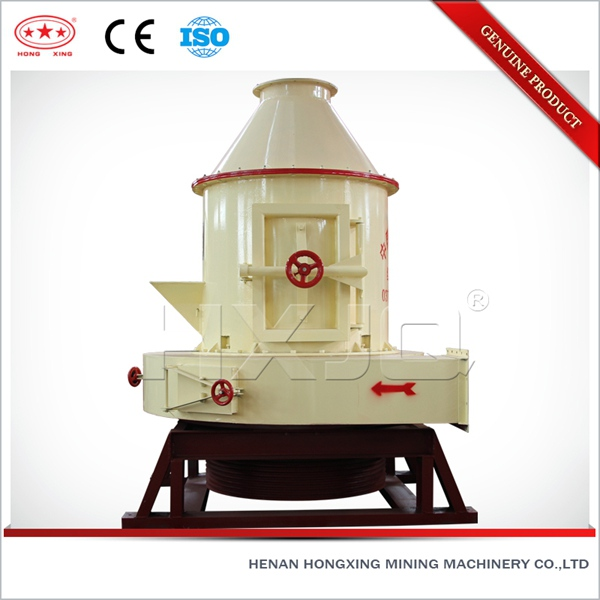 High Pressure Micro Gypsum Powder Grinding Mill