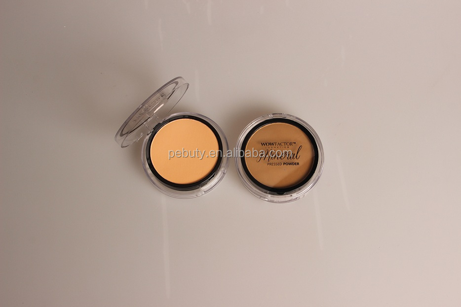 Professional Makeup Best Face Single Pressed Powder/High quatity Foundation Palette