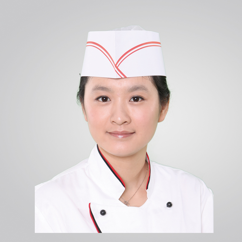Non woven chef hat new discount price 2018