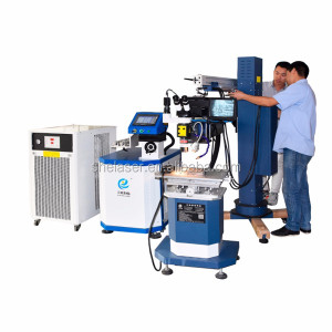 High Quality Best Choice Automatic Mold Repaire Laser spot welder/ Welding/soldering Machine With Boom Lift For Large