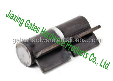 Big gate welding hinge 2 open wings extractable pivot with bearing