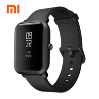Xiaomi Original Global Version Amazfit Bip Smartwatch Youth Edition Black