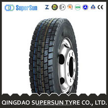 High Quality Hot Sell DOT certified Radial Truck Tire 11R22.5 11R24.5