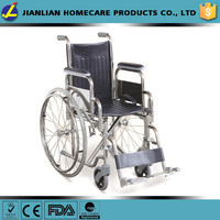 Foshan cheapest foldable children wheelchair with CE FDA ISO JL901-35