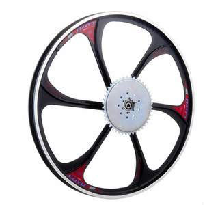 26-inch motor bicycle wheel WITH SPROKET 415
