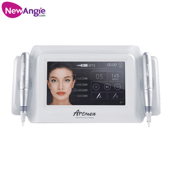 Electric derma pen artmex tatoo machine permanent makeup