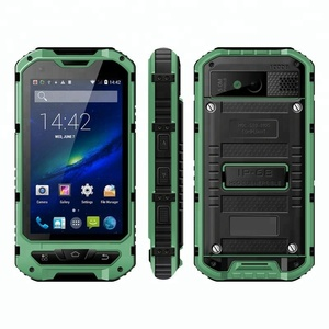 Cheap ALPS A8+ 4.0 Inch IP68 Quad Core Rugged Android Mobile Phone With NFC