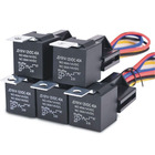 5 pack 30/40 amp 12v waterproof spdt relay