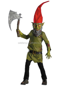scary wicked troll child costume kids carnival brazilian halloween costumes for kids qbc 8236
