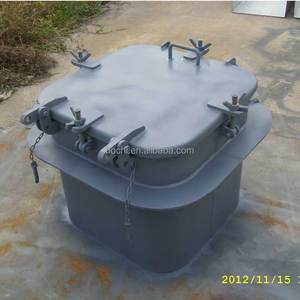 Marine Ship Aluminum Watertight Hatch Cover