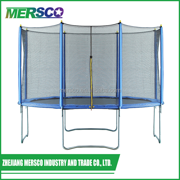 Top quality 15ft trampoline tent lowest price bungee trampoline