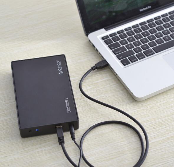 Orico 3 5 Inch Usb 0 To Sata External Storage Case Hard Disk Drive Enclosure Hdd