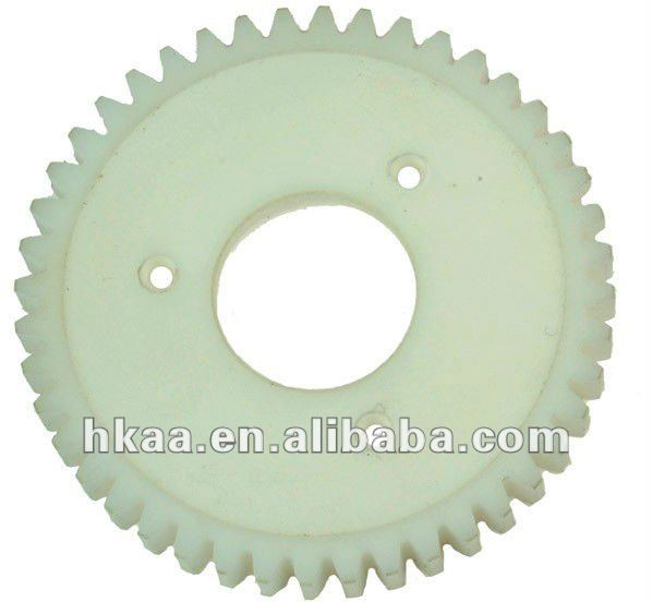 motorcycle nylon spur gear; lighting ABS gear;
