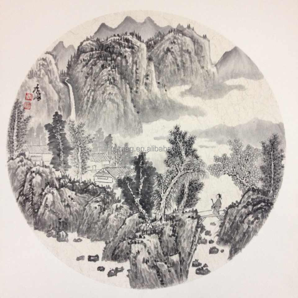 Pure hand-painted high quality ink painting Modern <strong>Art</strong> of Chinese ink painting