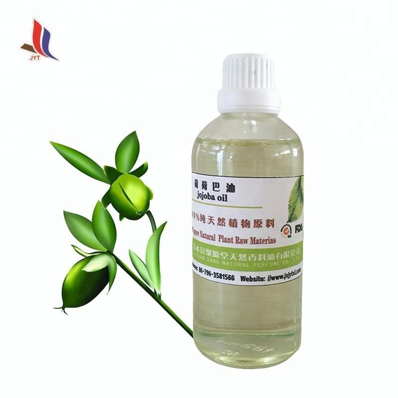 private label natural golden jojoba oil for massage body