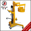 Pedal Manual Hydraulic Oil Drum Pallet Truck with Tilter Capacity 350kg