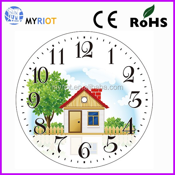 China Wholesale Antique MDF Wall Clock