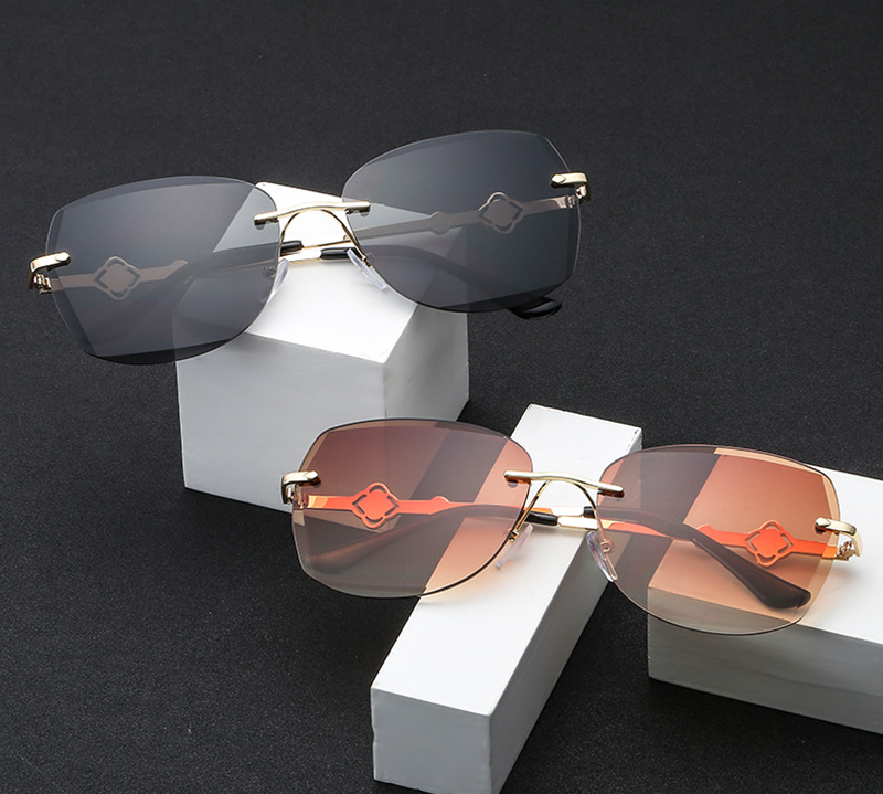 Fuqian stylish sunglasses for ladies factory for lady-5