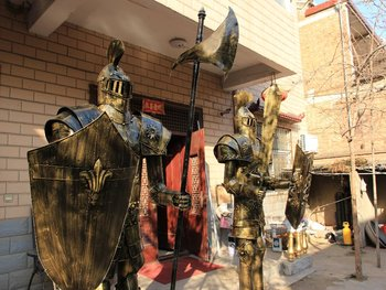 medieval armor suit with sword knight armour suit medieval full body