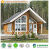 leisure Prefabricated wooden tiny house for living
