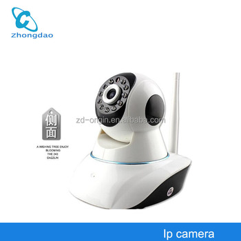 wireless HD 720p indoor wifi ip camera Mobile remote monitoring