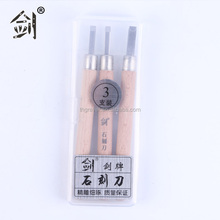 2018 New Product Hand Tool Carving Chisel for Stone Cutting