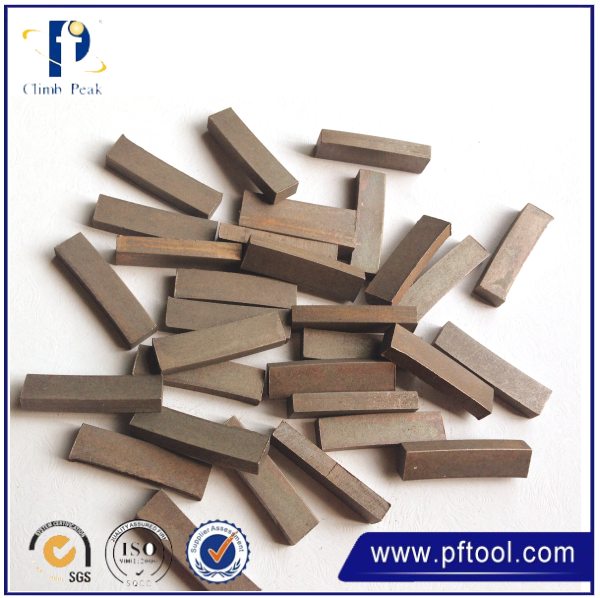 hot sell new products diamond segments for cutting sandstone
