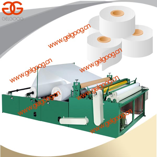 Fully-Automatic Toilet Paper Machine/Fully-Automatic Toilet Paper Making Machine
