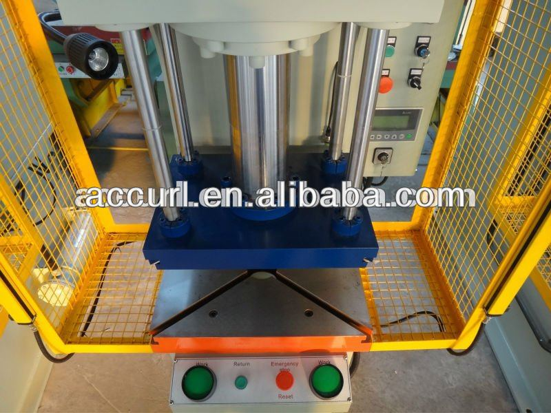 Horizontal Aluminium Extrusion press manual hydraulic press