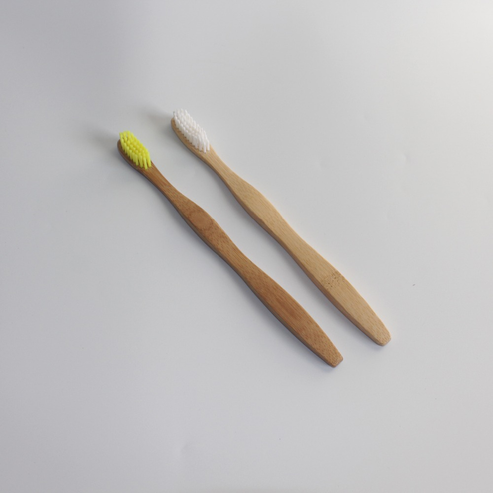 100% <strong>natural</strong> & oOrganic charcoal bamboo toothbrush