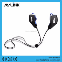 Sweat-proof Sports V4.1 Wireless Bluetooth Earphone with Microphone and aptX for iPhone 7, iPad,Samsung and Android Phones