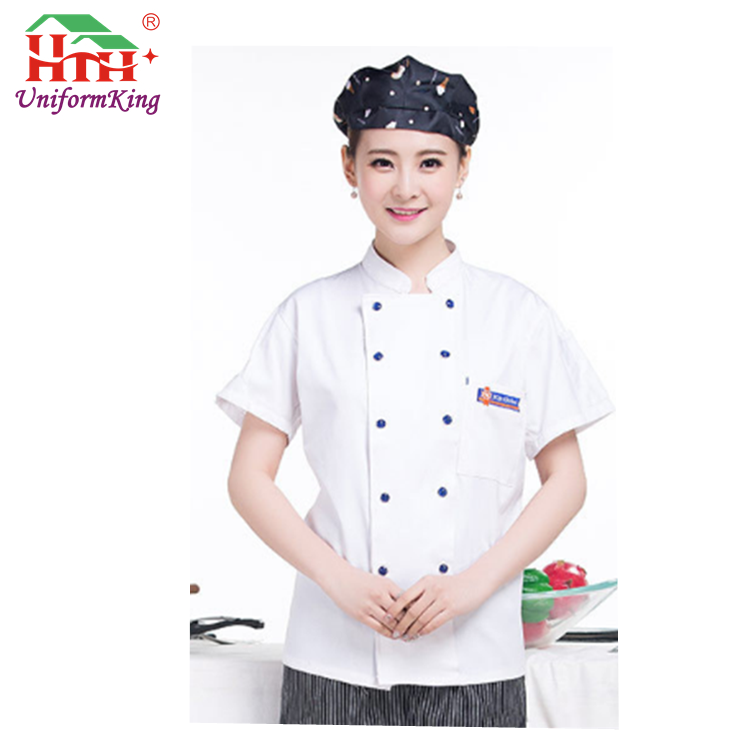 China Womens Chef Coats Wholesale