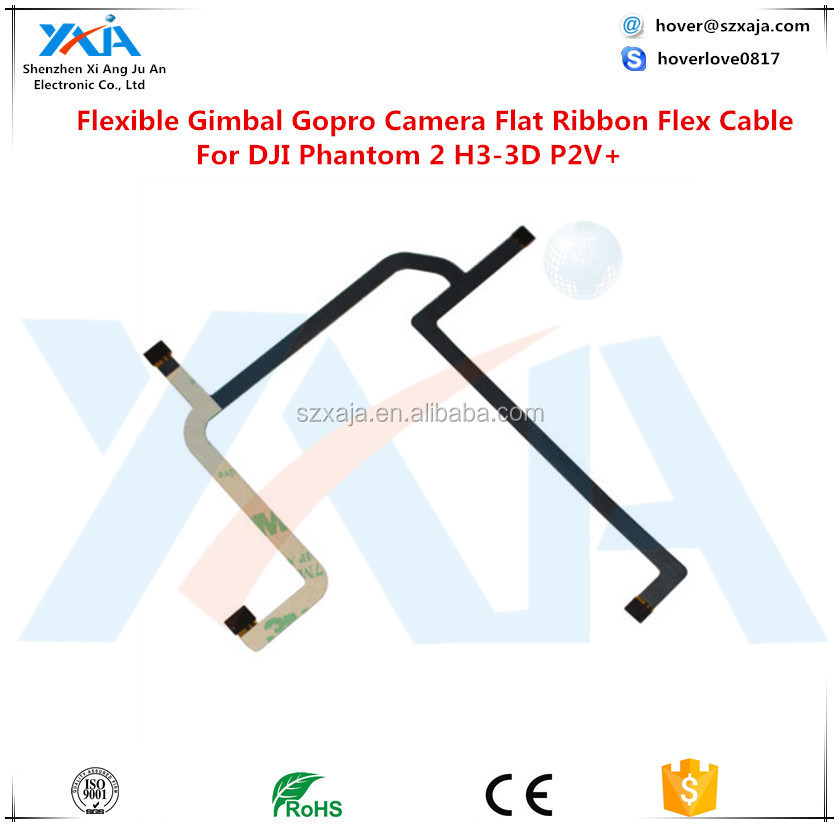 Cable Layer For DJI Mavic Pro Drone cable layer for dji mavic pro drone flexible gimbal flat pcb  at reclaimingppi.co