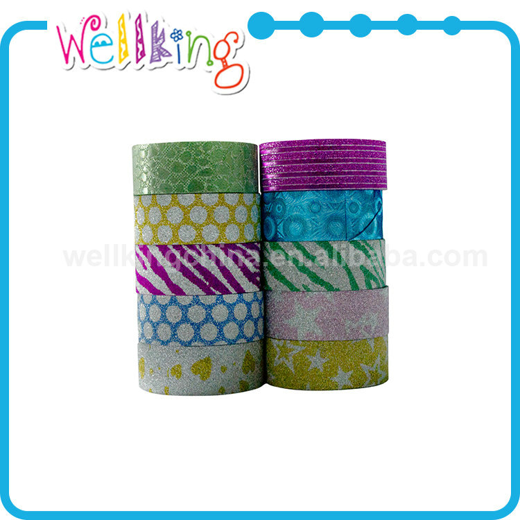Strictly Quality-control colorful toy neoprene rubber tape