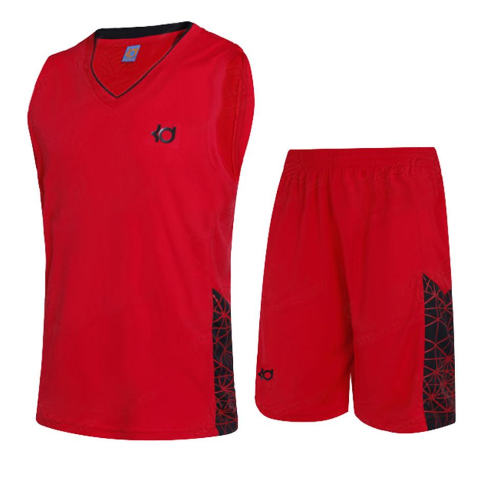 Get Quotations � Mens summer style throwback basketball jersey boys blank basketball  jerseys sports basketball short shirts uniforms suits