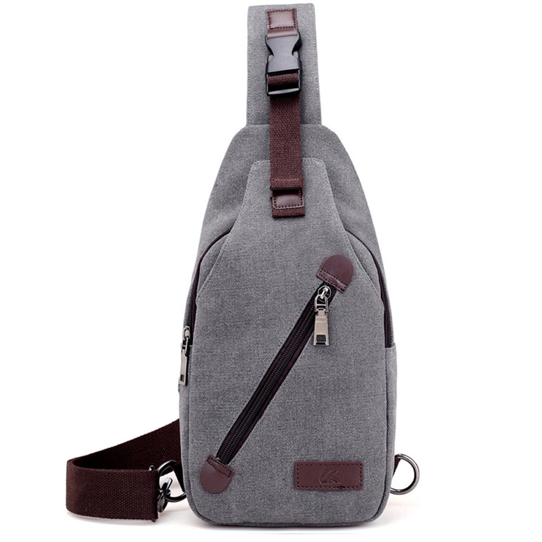 Get Quotations · liujingjing Anti Theft Sling Backpack Lightweight Shoulder  Chest Crossbody Bag for Women Men Casual Hiking Travel 2589fd11ad9f8