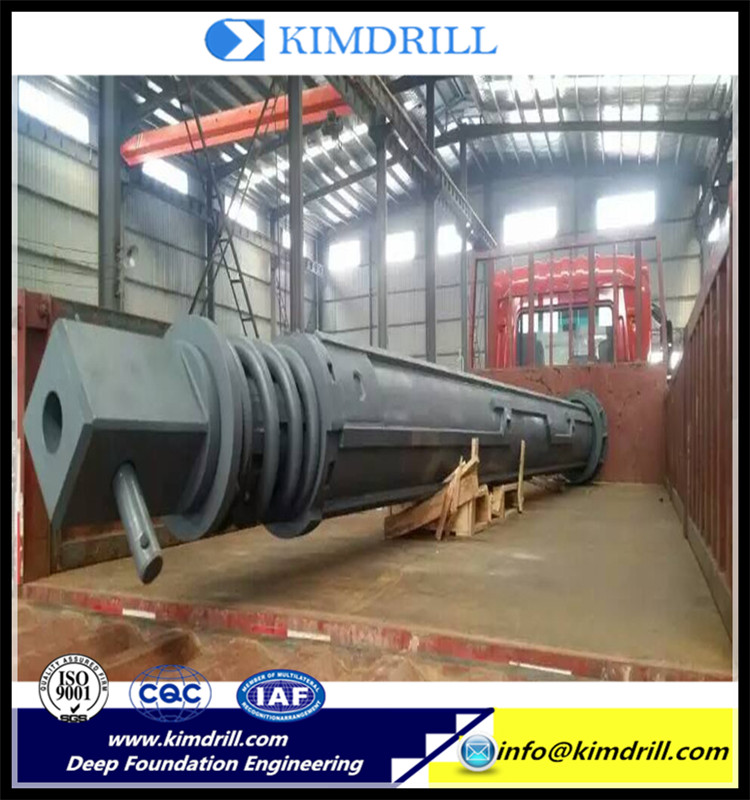 hot sale & high quality kelly bar for drilling rig of Bauer With CE and ISO9001